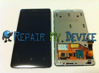 Original Nokia Lumia 800 LCD Screen Display Touch Screen Digitizer