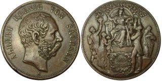 9319 J 123a Sachsen zur 800 Jahrfeier des Hauses Wettin in 5 Mark