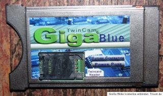 Versteigere hier ein VOLLfunktionsfähiges Giga Blue Twin Cam mit der