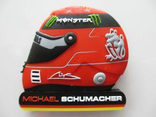 Kühlschrank Magnet/Fridge Magnet Helmet rot MS 12 803 NEU