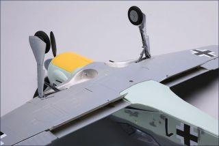 Hype BK Focke Wulf 190 ESC, BL, Servo 022 1400
