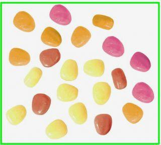Angelmais künstlicher Mais gelb / rot / lumo 25 Stück Kunstmais