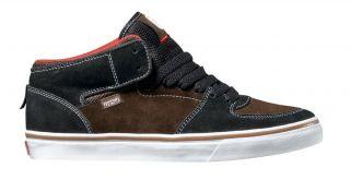 DVS Skateschuhe Torey black/brown suede pudwil Schuhe 41 42 43 44 45