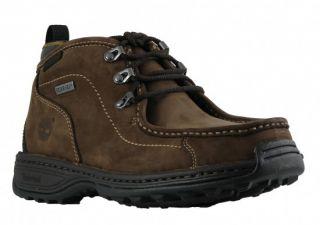 TIMBERLAND Chukka Schuhe Herren Boots Gore Tex braun