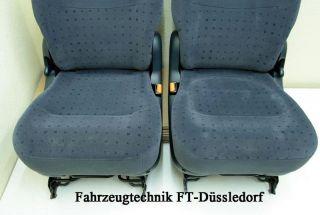VW Sharan Ford Galaxy Seat Alhambra Sitz hinten links rechts hintere