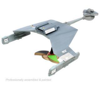 Star Trek Klingon D7 Battlecruiser Polarlights Modell 1/1000, Neu, OVP