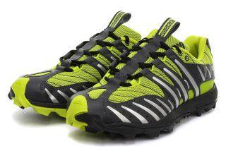 Neu Adidas Swoop 2 Herren Trail Running Schuhe, Gelb, Größe 43 1/3