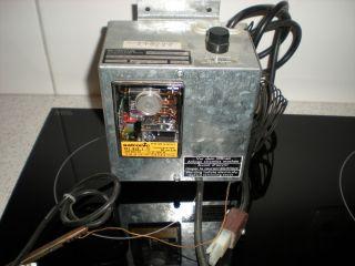 Buderus Feuerungsautomat G 84 W kpl. Satronic 812.1