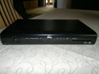 Pace DS830NP HDTV Sat Receiver digital Sky HD1 defekt