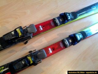Fischer RADARC Race Carving Ski 150 cm mit Bindung EXTREM CARVER
