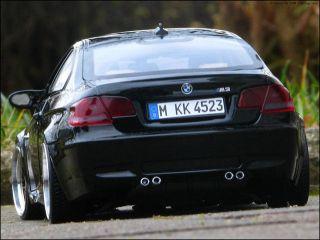 18 uning BMW E92 M3 Schwarz mi BBS Ech Alu Felgen RAR & SELEN