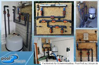 GFK Fertig Swimming Pool Set Helio 1 / Maße780x320x155 cm / POOL
