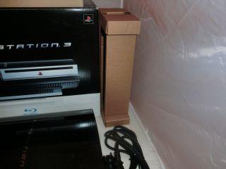 Sony PlayStation 3 PS3 60GB in OVP, neues Laufwerk ,sehr gepflegt, 1J