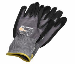 Maxiflex Endurance Handschuhe 34 844 Größe 10 grau/schwarz