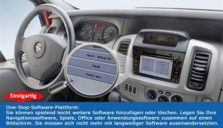 OPEL Vauxhall Combo Corsa Vectra VIVARO Tigra Meriva Antra HD DVD GPS