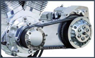 Open Belt 2 Harley Davidson Ultima Softail Kupplung