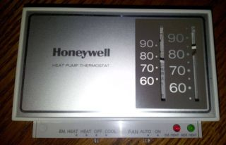 Honeywell Heat Pump Thermostat LR69071
