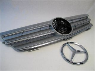 MERCEDES W203 CL SPORTCOUPE ca. 06/2003 2008 KÜHLERGRILL SPORT GRILL