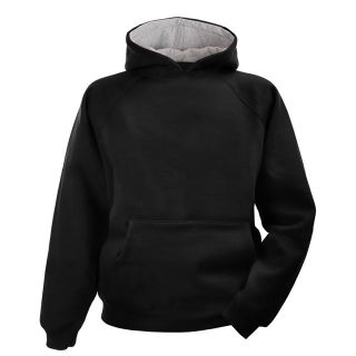Personalised Embroidered Boys Girls Hoodie Premium Heavyweight ADD