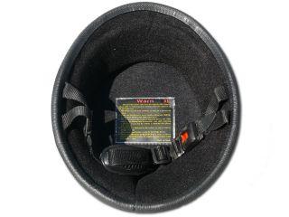 Leder Motorradhelm XL + Brille GRATIS _Oltimer Helm