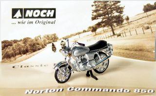 Noch 16430 Norton Commando 850, Classic Bikes, 187, Spur H0