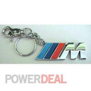 Schlüsselanhänger BMW M TECH POWER LOGO M3 M5 M6 #846