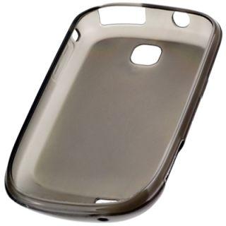 Silikon Case trsp black Tasche f Samsung Galaxy Mini S5570 Silicon