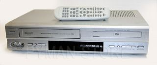DVD Player und VHS Player/Recorder Magnum DVC 9000