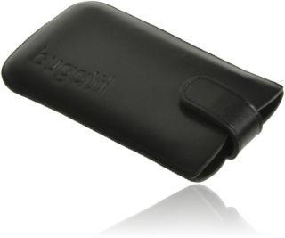 Bugatti Leder Case Handy Tasche Etui für Nokia 3250