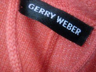 GERRY WEBER Exklusiv Kurz Blazer,Strickjacke Wool Gr.44 w.neu