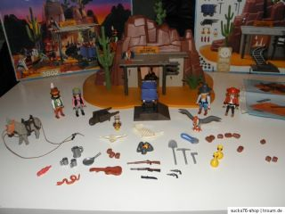 Playmobil Nr. 3802   Mc Larens Goldmine *Western*Cowboy*