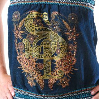 Southpole Damen Short Jumpsuit Jeans Overall