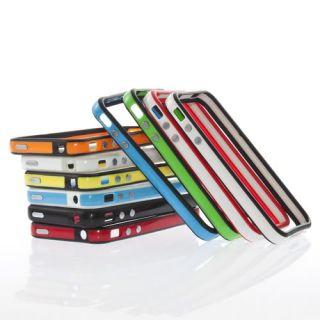 Bumper Schale Frame Silicone Tasche Cover Case Hülle Schutz Etui für