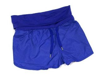 Asics Ayami Womens Woven Short Laufshorts Sprinter Lose Shorts Hose Gr