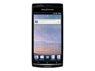 Sony Ericsson XPERIA Arc Mitternachtsblau Vodafone Smartphone