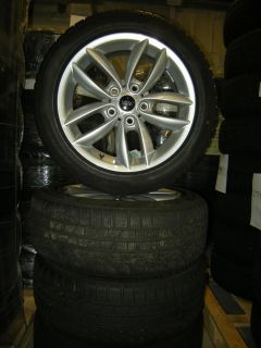 MINI Winterkomplettradsatz Double Spoke R124 UVP 1.888€