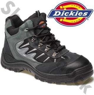 MENS DICKIES STORM SAFETY WORK BOOTS SIZE UK 4   12