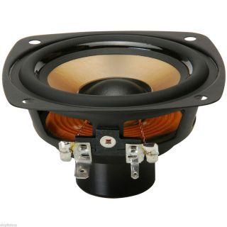 NEW ** Tang Band W3 881SI 3 Neodymium Speaker Woofer