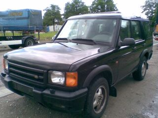 Land Rover Discovery TD5 207tkm diesel erster Hand (kein TDi,SDi, CDI