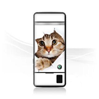 Aufkleber Sticker Handy Sony Ericsson C902 Schutzfolien Modding