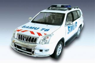 2003 Toyota Land Cruiser Prado [Cararama C123X 007]124