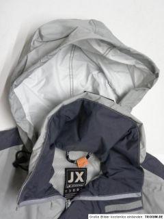 JX Jeantex T3000 Segeljacke Gr. XL Regenjacke grau