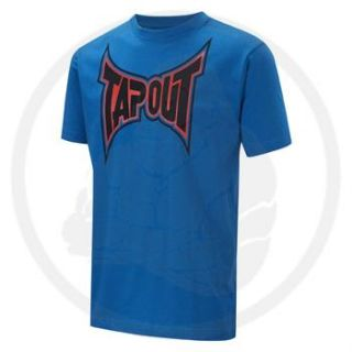 Tapout Herren T Shirt S M L XL XXL Mixed Martial Arts MMA Tee