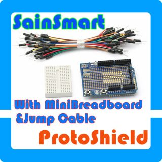Neu SainSmart Prototype Shield ProtoShield Mini Breadboard High