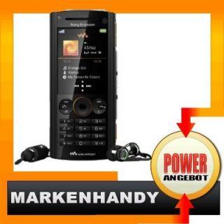 Sony Ericsson Walkman W902   Volcanic Black (Ohne Simlock) NEU + OVP