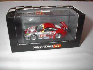 Minichamps, Porsche 911 GT3 RSR Overbeek, 640076445