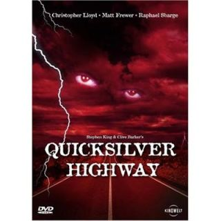 QUICKSILVER HIGHWAY (Stephen King Clive Barker) DVD/NEU