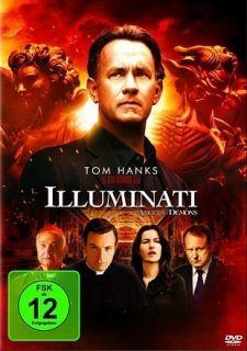 Illuminati (Tom Hanks   Ewan McGregor)  DVD  909