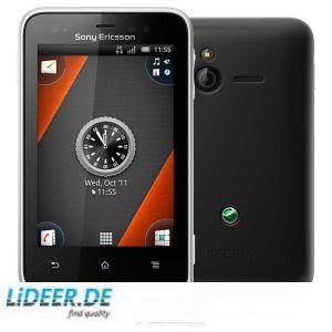 Sony Ericsson Xperia active (black white/white), ST17i