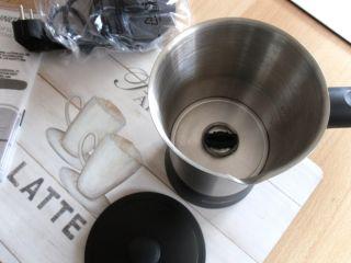 NEUer elektrischer Milchaufschäumer Cafe Latte, CappuccinoOVP